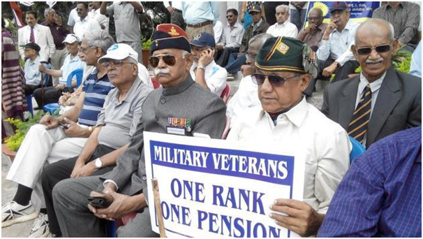 Ex service heads write open letter to pm modi on orop