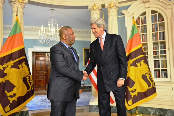 Sri Lanka Comes Under US Pressure